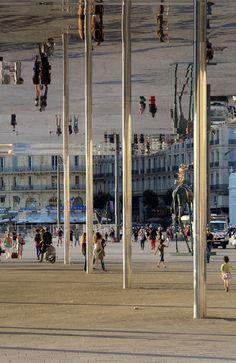 Pavillon, Vieux Port, Marseille, Foster + Partners