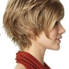 A great shag hairstyle has fantastic chiselled layering and razored texture  giving you the chance to show your wild and carefree side! But short shaggy bobs can also be worn in softer styles with just a few flicked-up wisps framing the face.