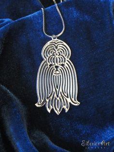 shih tzu necklace
