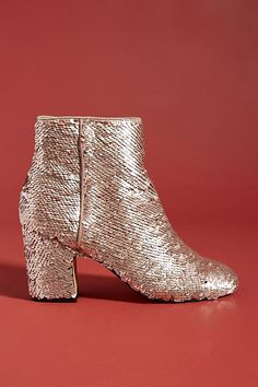 Farylrobin Linda Sequin Ankle Boots | New Years Eve Outfit Ideas