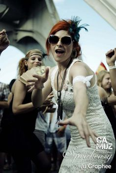 Camuz Montreal - Montreal, music and everything about it Electro Swing, Crown, Concert, Music, Fashion, July 1, Musica, Moda, Corona