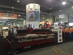 Thank you for your visit at our stand in Fabtech 2016 Show in Mexico in cooperation with @Mercado Machinery