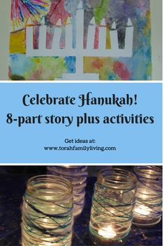 Join us in the month of December for an original story about the Maccabees and links to other Chanukah fun.