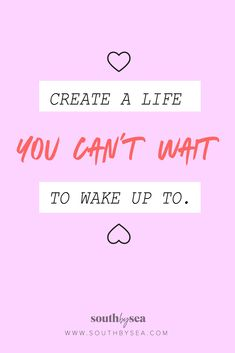 At South By Sea we aim to inspire you daily. Need some quotes to change out on you iPhone home screen? Follow this board for more. We also create custom sorority and fraternity apparel if you want to inspire others. #QuotesAesthetic #InspiringQuotes