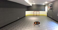 Chicago Blackhawks | Indoor Hockey Court