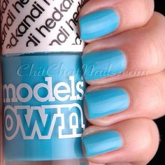 Models Own Swatched!