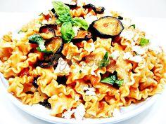 Paste a la Norma Risotto, Past, Pizza, Ethnic Recipes, Food, Meal, Essen