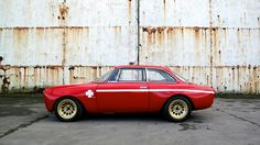 Alfa Romeo GTA Evocation