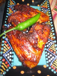 Mozambican Peri-Peri Chicken Wings Recipe ~ Edible Gold - I Cook Different Easy Chicken Dinner Recipes, Chicken Wing Recipes, Easy Meals, Peri Peri Chicken Wings Recipe, Royal Recipe, Harissa Chicken, Tunisian Food, Portuguese Recipes, African Cuisine