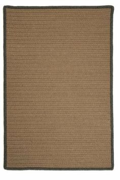 Colonial Mills Sunbrella Renaissance - Alpaca 8'x11' by Colonial Mills. $1199.00. Reversible. Stain/Fade Resistant. 100% Sunbrella Acrylic. Super-soft texture. The hallmarks of the Sunbrella brand - Enduring Color. Luxurious Feel. Worry Free Use - position this collection as a premium offering for indoor and outdoor accentuating. Reversible for twice the wear. Made in the USA. Dimensions: 96 x 132 x 0.5 inches