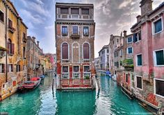 Venice, Italy. Last time I was there, people were rude and the city was sinking so we had to walk on planks. There were garbage floating in water. Even so, this place is one of most unique places on earth.