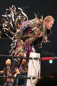 Japanese Wrestling, Japan Pro Wrestling, Kazuchika Okada, Wrestling Stars, Professional Wrestling, Wwe, Champion, Wonder Woman, Rising Sun