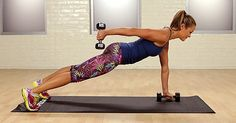 Lose the Lunch Lady Arms: Triceps Workout