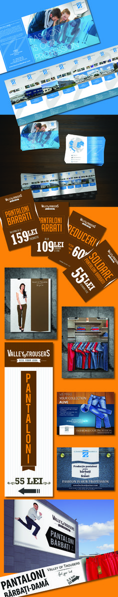 Catalogue - Flyer - Banner design - Dr. Bock Industries