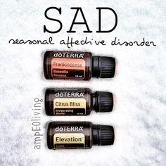 """In high school when I was diagnosed with fibromyalgia, I was also diagnosed with SAD. Seasonal Affective Disorder. So basically in the winter months when…"""