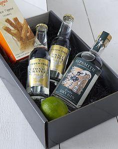 Christmas present idea - gin and tonic kit