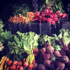 Farmers Market #food By Craig Hazan, Via Flickr