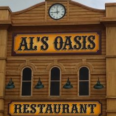 Al's Oasis, Oacoma, SD - Coffee is only 5 cents~ I worked there staring in middle school til college