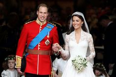 5 anos de Kate e William