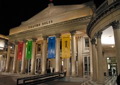 Teatro Solís (Montevideo,Uruguay)