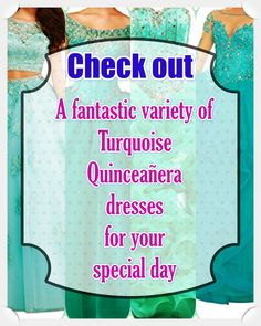How to pick out Turquoise Quinceanera dress for a Quinceanera party -- the original Latin American ritual that signifies the passage of a woman from childhood to adulthood. Sweet Sixteen Dresses, Sweet 16 Dresses, Cute Dresses, Turquoise Quinceanera Dresses, Fantasy Party, Turquoise Dress, Quince Dresses, Quinceanera Party, Winter Theme