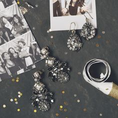 Get set to sparkle with our Midnight Palace mini-collection, now available on my boutique!