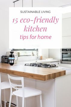 Go plastic-free or zero-waste with these amazing eco-friendly kitchen must haves. You can transform your kitchen with these simple items and go for sustainable living. #ecofriendly #zerowaste #sustainableliving #foodwaste #kitchenwaste #waste #kitchen House Essentials, Kitchen Essentials, Kitchen Must Haves, Kitchen Tips, Kitchen Gadgets, Kitchen Ideas, Waste Solutions, Essential Kitchen Tools, Think Food