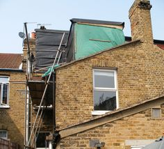 4. Exterior showing loft and bathroom. Another project from the Reconfiguration Guy. To find out more please visit www.marksrefurbproject.co.uk