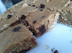 Fit for Success: Morgan's Homemade Protein Bars