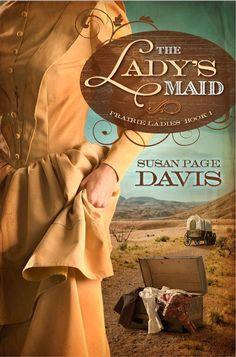 the lady's maid by susan page davis - prairie dreams series #1