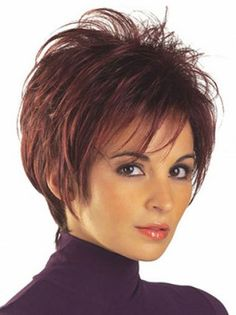 Wigsis provides variety of Red Amazing Boycuts Straight Short Wigs with good customer service and fast shipment, including short curly wigs,short brown wig for customer. Prom Hairstyles, Pixie Hairstyles, Straight Hairstyles, Short Curly Wigs, Short Pixie Haircuts, Remy Human Hair, Human Hair Wigs, Pixie Cut Wig, Red Pixie Cuts