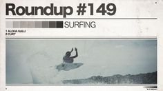 #149 ROUNDUP: Surfing – Drones & Role Models!