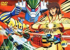 Jeeg Robot d'acciaio Curated by Edric Artist! Cartoon Tv Shows, Cartoon Movies, Days Anime, Robot Cartoon, Cool Robots, Super Robot, Japanese Cartoon, Illustrations And Posters, Anime Manga