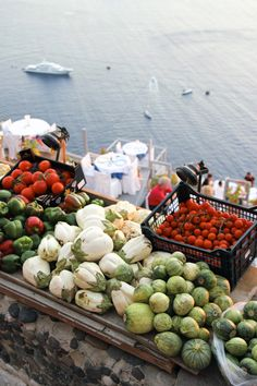 Santorini Fruit Veg