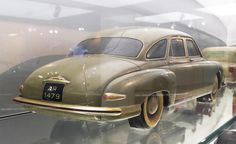 OG | 1948-49 Alfa Romeo 6C 3000 C50 | This project of large sedan Scale model had to replace the 6C 2500 launched in 1939. The project was dropped and moved to the 1950 Alfa Romeo 1900