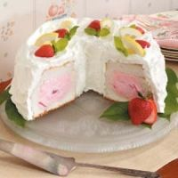 Recipe collection 40 recipes using angel food cake mix strawberry tunnel cake recipe easy to make with packaged angel food cake mix forumfinder Image collections