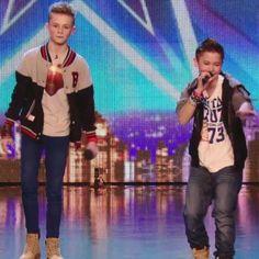 Anti-Mobbing-Rap Britain's Got Talent: Leondre und Charlie sind die RAP-Meister