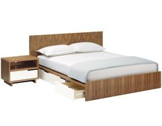 """blu dot modu-licious bed - queen:  72"""" w 