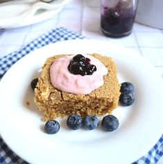 Baked Oatmeal - Half Hour Meals - Recipes For Your Lifestyle!