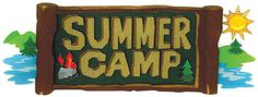 Jolees Boutique Title Wave Stickers-  Summer Camp. Just what you need for cards, journals, or scrapbook pages this summer!