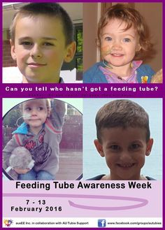 Thank you for supporting Feeding Tube Awareness Week. You have helped us to raise awareness in support of all those who are living with feeding tubes. #feedingtubeawarenessweek #thankyou #support