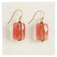 Earrings - Sweet Cherry Earrings