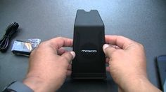 This is a video of the Moko Qi wireless Charger. Has three coils and charges well. Computer Video Games, Galaxy Note 5, Computer Accessories, Apple Tv, Fitbit, Charger, Remote, Tech, Electronics