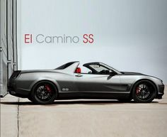 2018 Chevy El Camino SS Engine Upgrade, Price and New Design