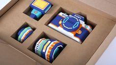 DOTMOT Paper Camera Kit on Behance
