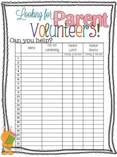 157 best volunteer recruitment images parent group pta pto today