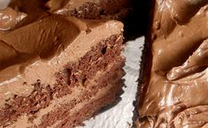Chocolates, Sweet Cakes, Something Sweet, Mousse, Sweet Tooth, Food And Drink, Pudding, Sugar, Cooking
