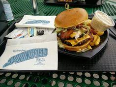 LE Krusty Burger