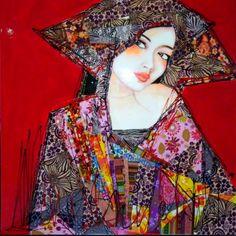 Geisha... Audrey Marienkoff