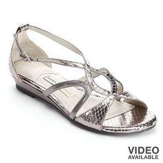 2c4c3eec2652 Dana Buchman Wedge Sandals - Women